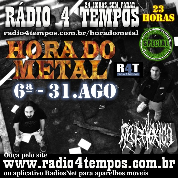 R4T - Hora do Metal 11