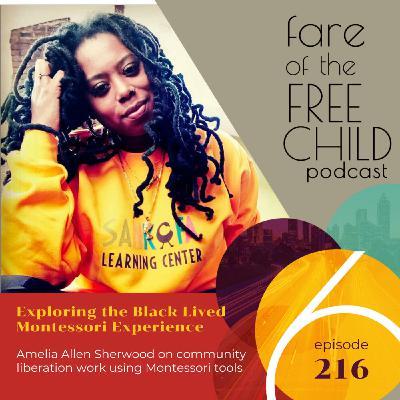 Ep 216: Exploring Black Lived Montessori Experiences
