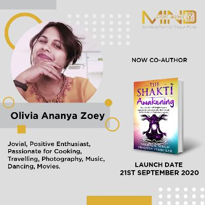 Celebrating Shakti - Olivia Ananya Zoey