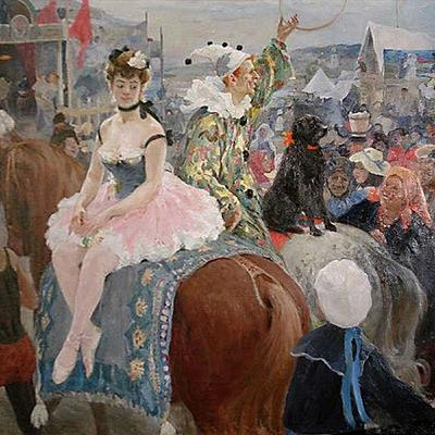 История цирка в России