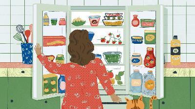 No Recipe, No Problem: Improvising In The Kitchen