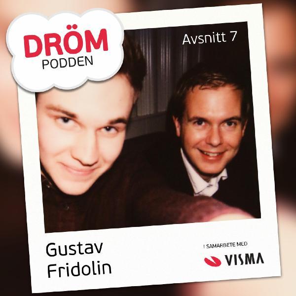 7. Gustav Fridolin