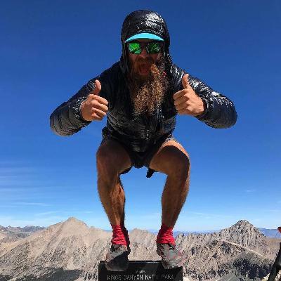 "2. Thomas ""The Real Hiking Viking"" Gathman"