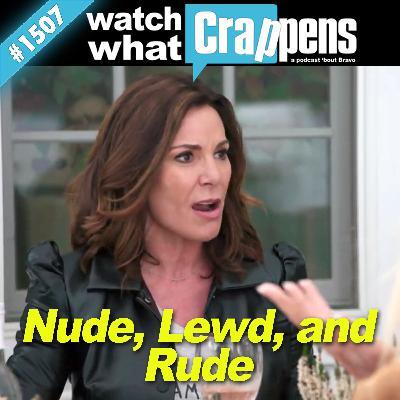 RHONY: Nude, Lewd, and Rude