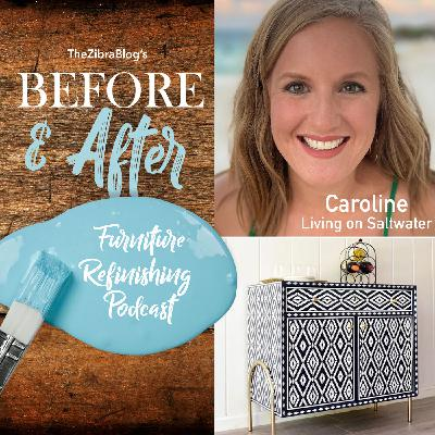 Making Stenciling Apart of Your Furniture Refinishing
