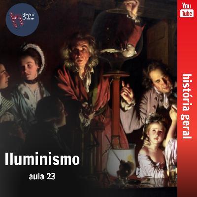 Iluminismo: características e teóricos (aula 23)