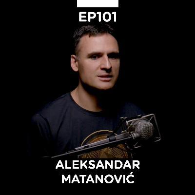 EP 101: Aleksandar Matanović, bitcoin i kriptovalute - Pojačalo podcast