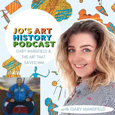 14. Gary Mansfield & The Art That Saved Him