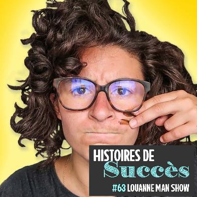 Louanne Man Show, propulsée par McFly et Carlito dans le YouTube game