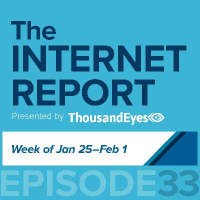 Ep. 33: What Happened with Verizon's Recent Outage  (Week of Jan. 25- Feb. 1 2021)