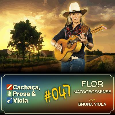 CPV047 - Flor Matogrossense