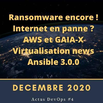 🗞 Actu DevOps #4  - Décembre 2020
