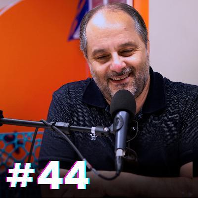 #44 Prosperando no Caos - Uma conversa com Luciano Pires