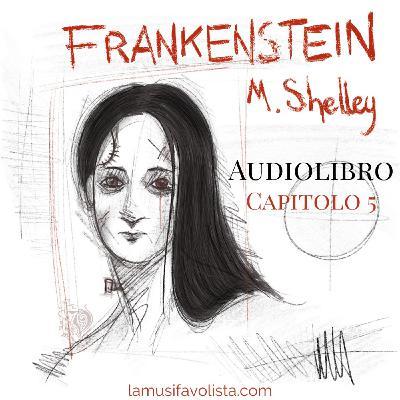 FRANKENSTEIN - M. Shelley ☆ Capitolo 5 ☆ Audiolibro ☆