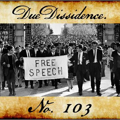 103. w/Jane Doe - The Establishment's Assault on Free Speech Arrives Ahead of Schedule