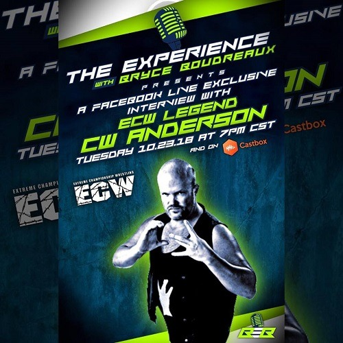 CW ANDERSON INTERVIEW // The Experience With Bryce Boudreaux1