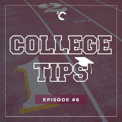 #6 College Tips - The Future of US Sport Scholarships with Harvard Graduate, Bryan Moore