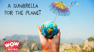 A Sunbrella For The Planet