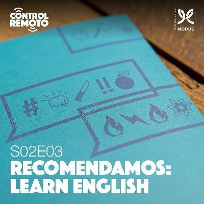 Recomendamos: Learn English