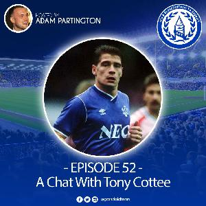 A Chat With Tony Cottee