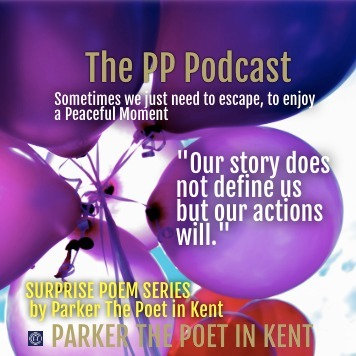 Parker The Poet in Kent - Surprise Poem Series