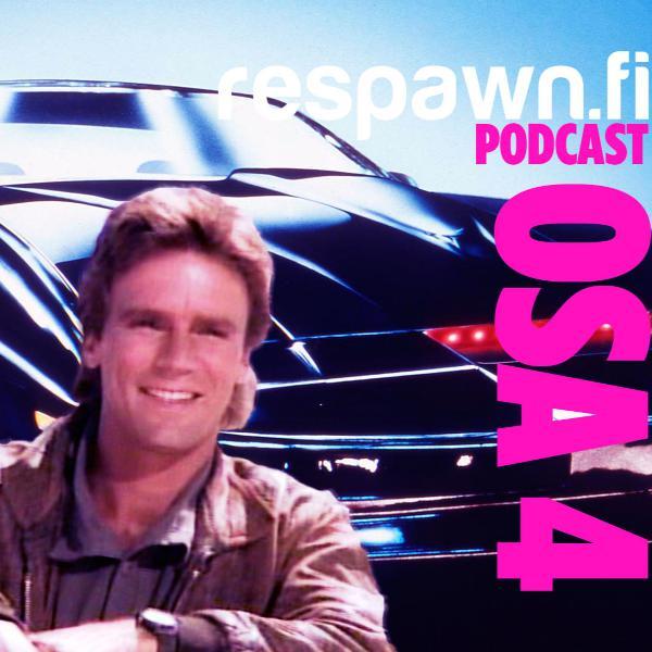 Respawn Podcast: Ne ikonisimmat tv-sarjat 1980- ja 1990-luvuilta