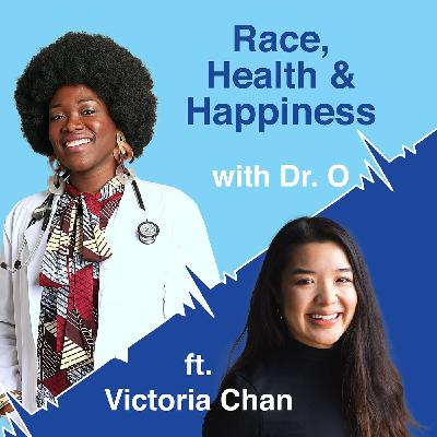 S02 E02 – Victoria Chan discusses Anti-Asian Hate, and the tensions between Asian and Black communities