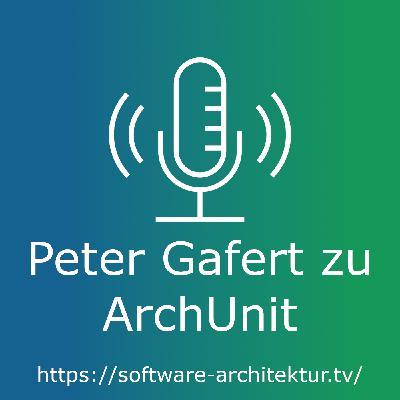 Peter Gafert zu ArchUnit