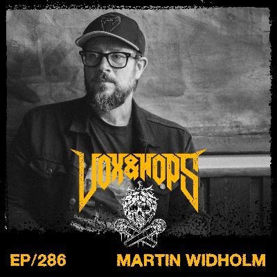 Improvisational Metal with Martin Widholm of Domkraft