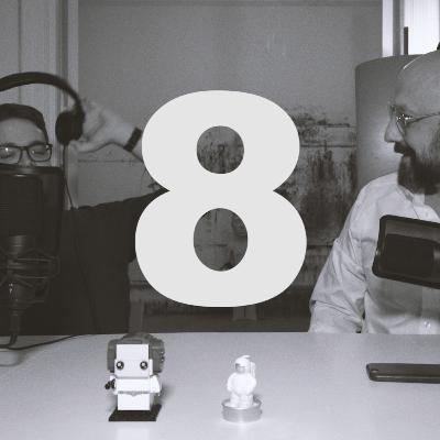 Die fast verlorene Episode | Podcast Episode 8 mit Franz Ulrich Göttlicher