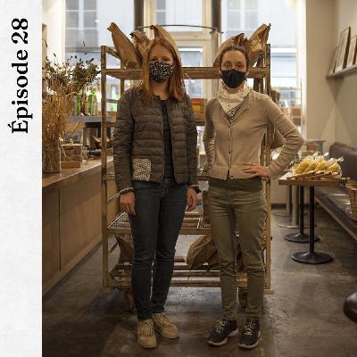 #28 | Apollonia Poilâne & Capucine Epagneau - Les rencontres qui nourrissent notre quotidien