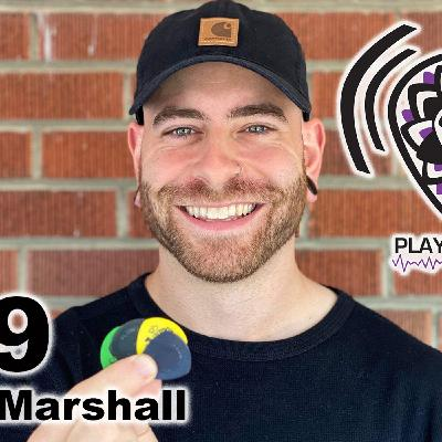 #59 Player's Pick Podcast - Aaron Marshall / Intervals