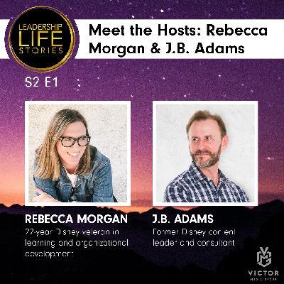 Meet the Hosts: Rebecca Morgan & J.B. Adams