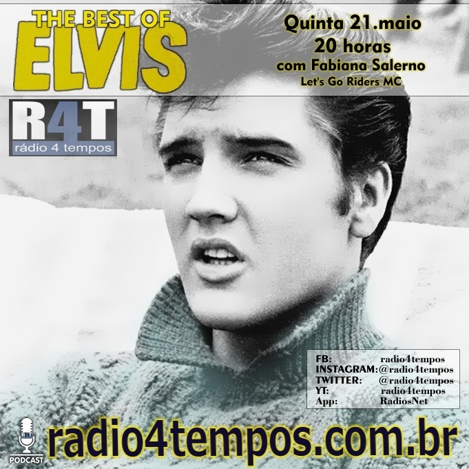 Rádio 4 Tempos - The Best of Elvis 107:Rádio 4 Tempos
