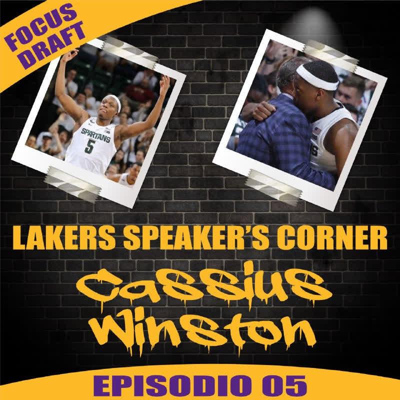 LSC Focus Draft 05: Cassius Winston