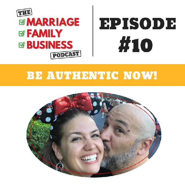 Be Authentic NOW EP 10