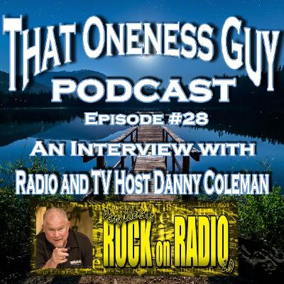 An Interview with Radio and TV Host Danny Coleman