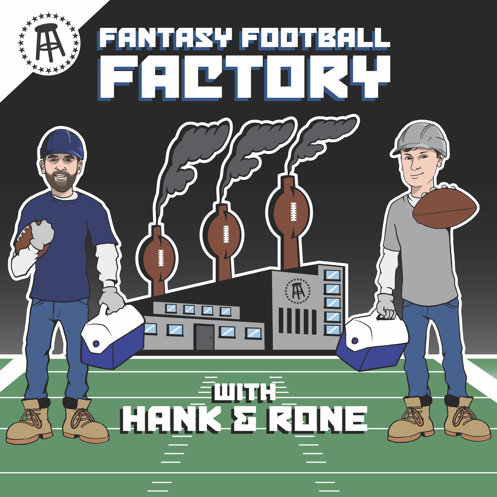 Fantasy Football Factory:Barstool Sports