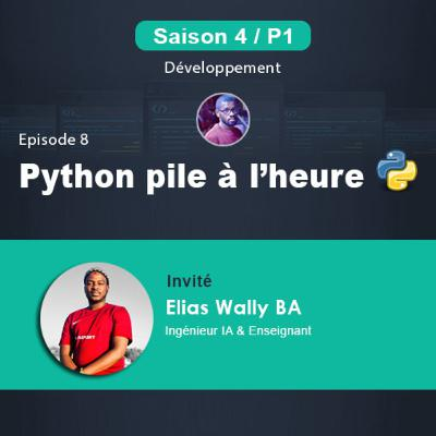 S4P1E8 - Python pile à l'heure