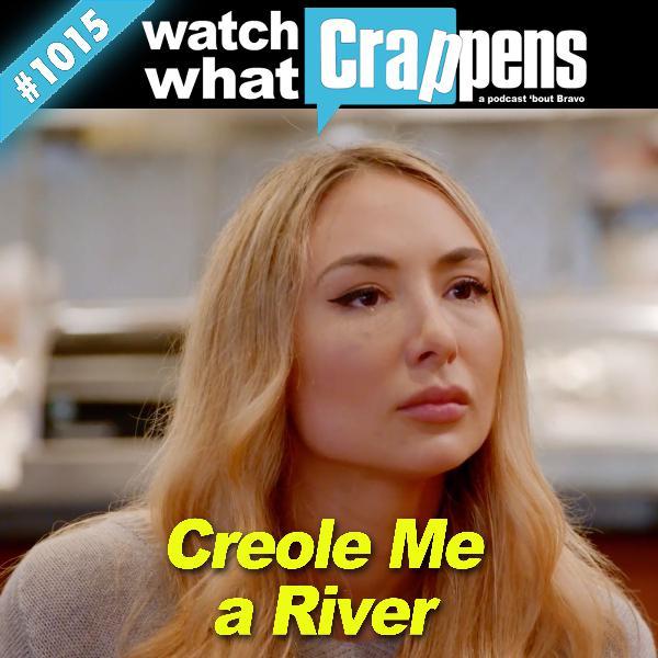 SoCharmNOLA: Creole Me a River