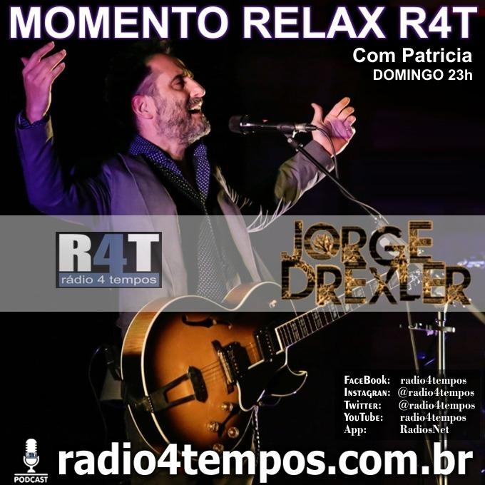 Rádio 4 Tempos - Momento Relax - Jorge Drexler:Rádio 4 Tempos