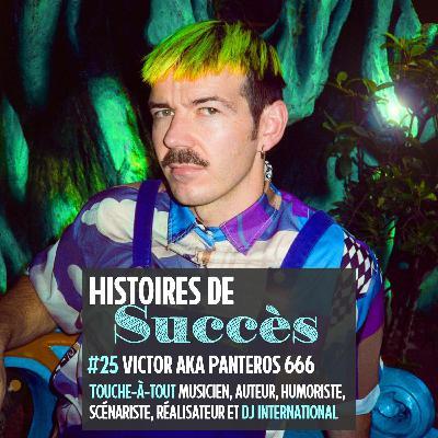 Panteros666, de Kamel Toe à une carrière de DJ international