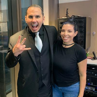 Matt Hardy talks WWE Royal Rumble coming to Houston