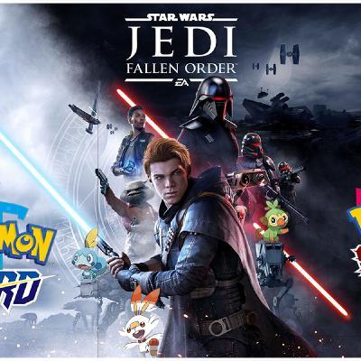Star Wars Jedi: Fallen Order Released, X019 News, Google Stadia will Botch It's Launch