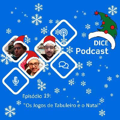 Jogos de tabuleiro e o Natal