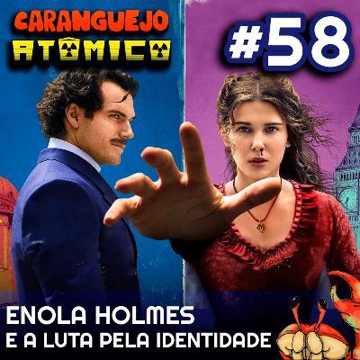 Enola Holmes e a luta pela identidade