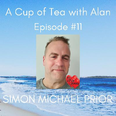 Episode #11 - Simon Michael Prior