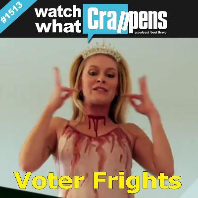 RHONY: Voter Frights