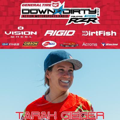 #433 - Motocross Legend Tarah Gieger