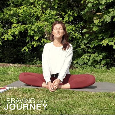 The Journey through Yoga and Meditation with Joelie to support sobriety.